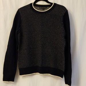 NWT brooks brothers wool sweater shirt